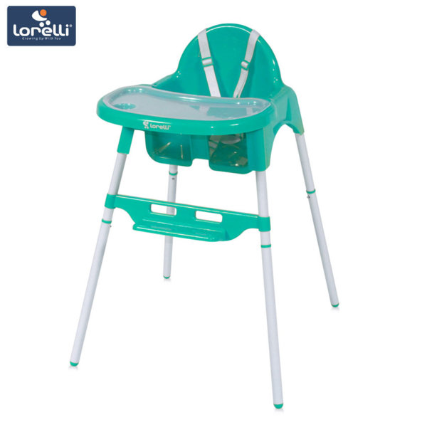 Lorelli - Детско столче за хранене AMARO Aquamarine 1010029