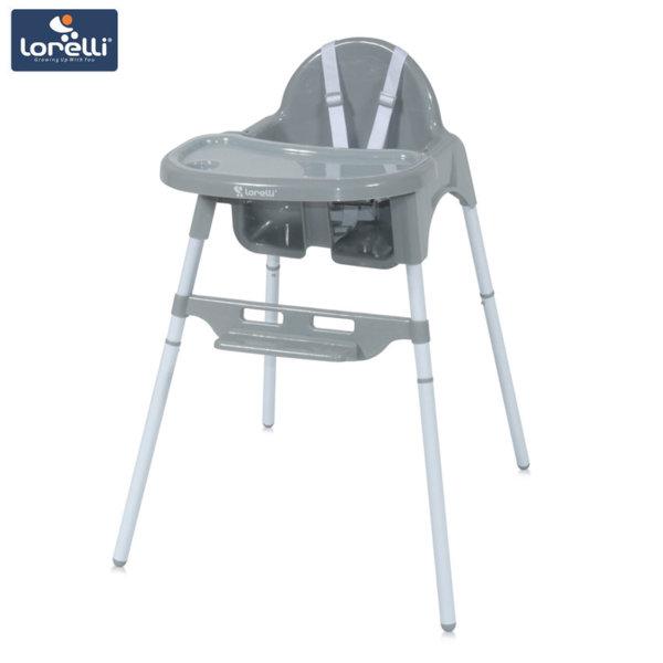 Lorelli - Детско столче за хранене AMARO Grey 1010029