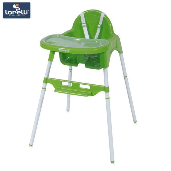 Lorelli - Детско столче за хранене AMARO Green 1010029