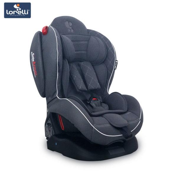 Lorelli - Столче за кола ARTHUR+SPS Isofix Grey Leather (0-25kg) 100710618
