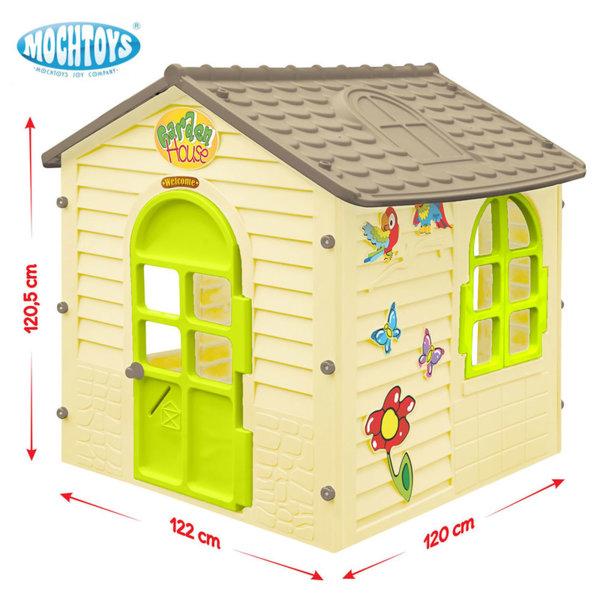 Mochtoys - Детска къща за игра 11558