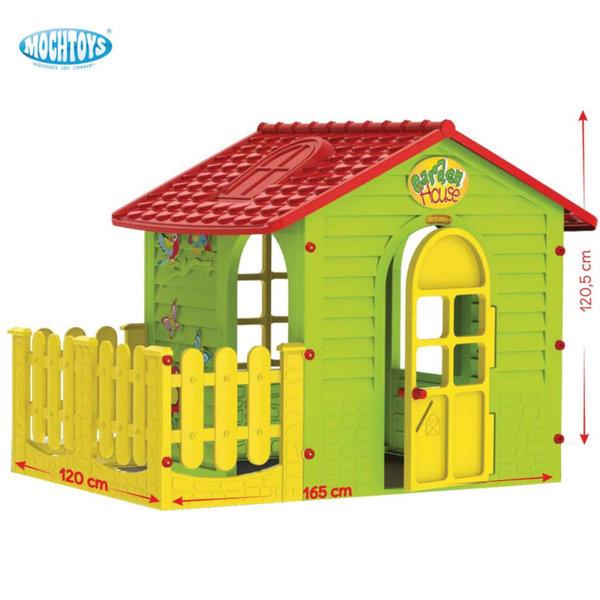 Mochtoys - Детска къща за игра 10839