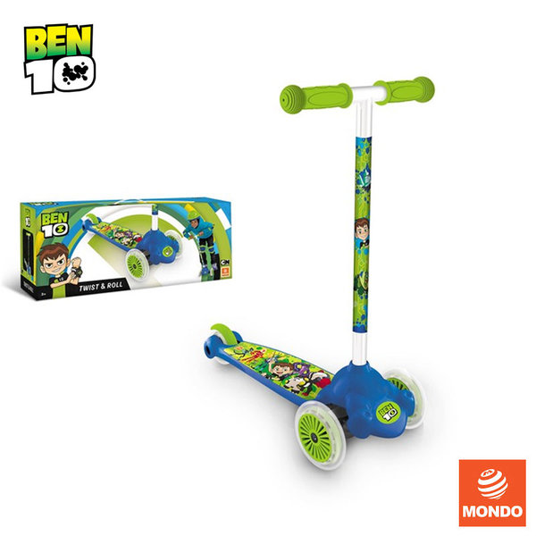 Mondo - Скутер Twist and Roll Ben10 18438