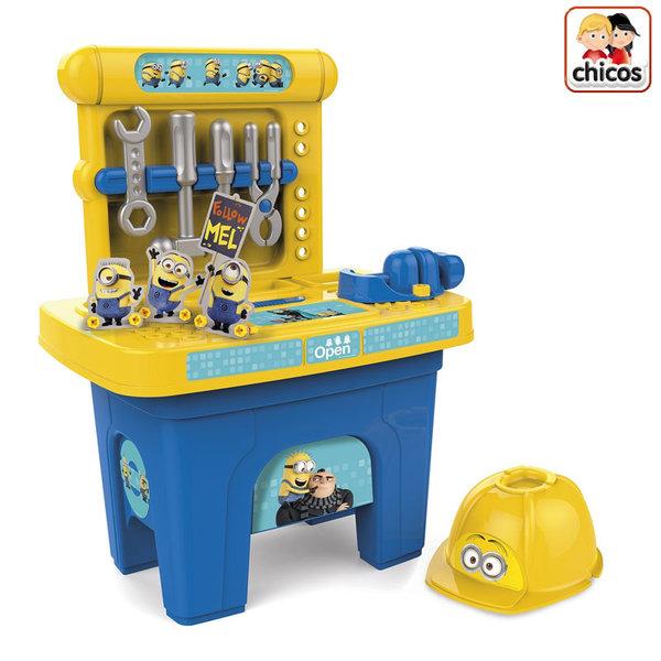 Chicos - Детска работилница в куфар Миньоните 12067