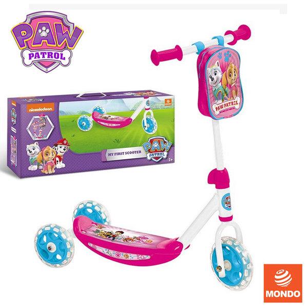 Mondo - Детска тротинетка Paw Patrol 28145