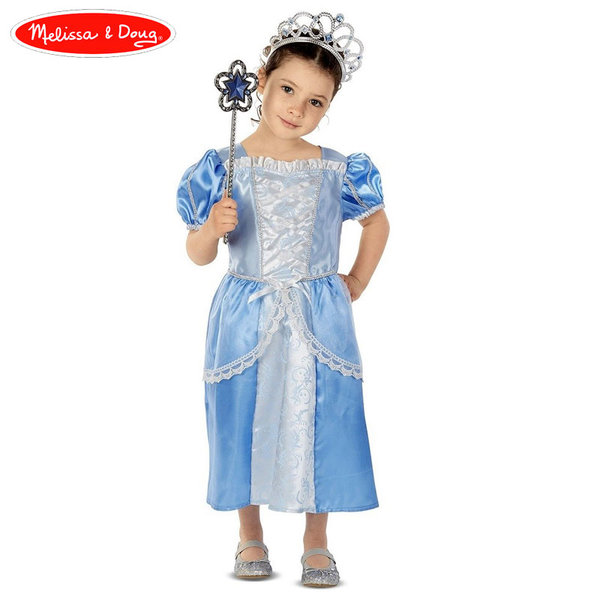 Melissa&Doug - Детски карнавален костюм Принцеса 18517