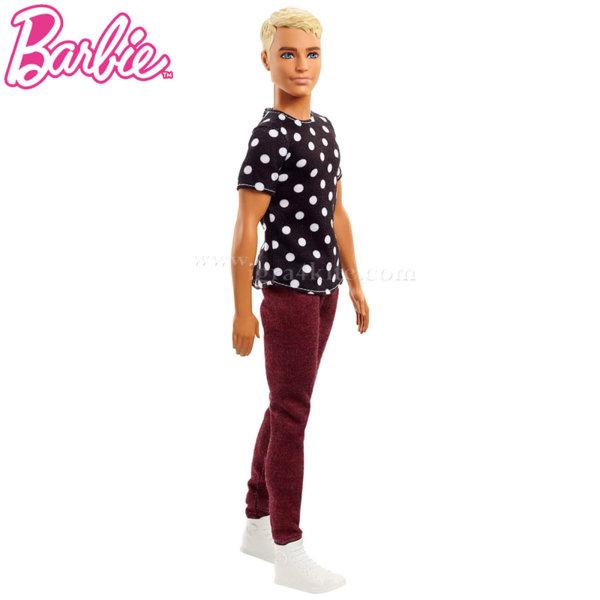 Barbie - Кукла Кен Fashionistas dwk44