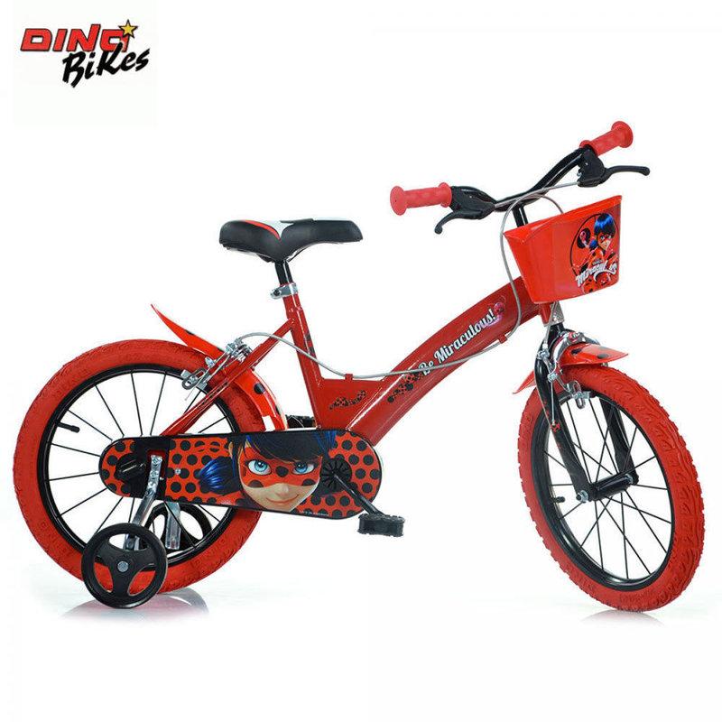 5cd2ee153d0 Dino Bikes Miraculous - Детско колело 16