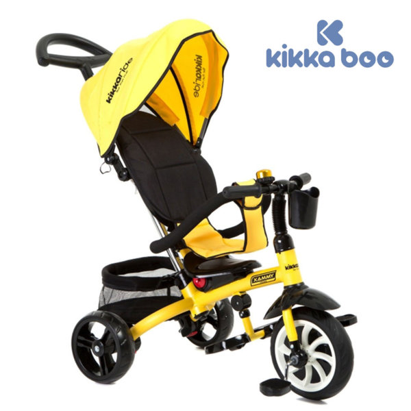Kikka Boo - Триколка Xammy Yellow 31006020016