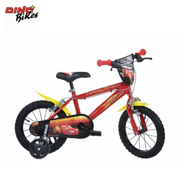 4c0940da155 Dino Bikes Disney Cars - Детско колело 14