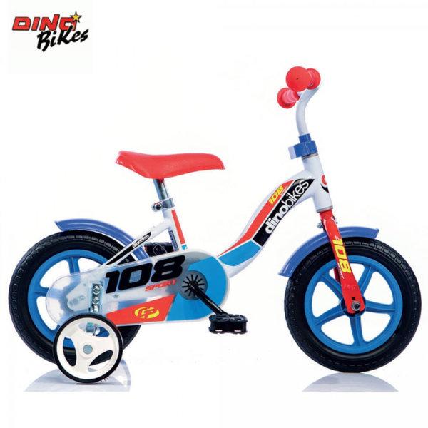 """Dino Bikes - Детско колело 10"""" Dino 8006817108146"""