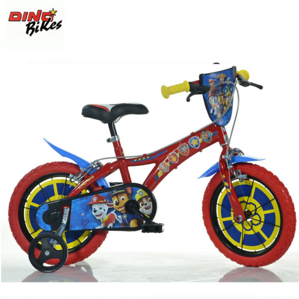 fcd8c44fa49 Dino Bikes Paw Patrol - Детско колело 14