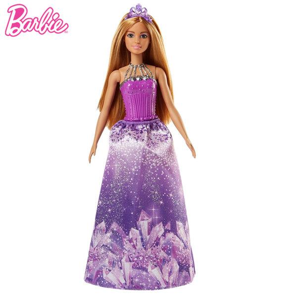 Barbie Dreamtopia - Кукла Барби принцеса Sparkle Mountain FJC94