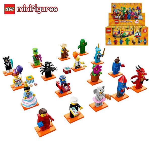 Lego 71021 - Колекционерска мини фигурка серия 18