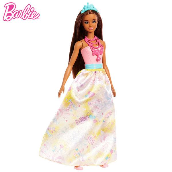 Barbie Dreamtopia - Кукла Барби принцеса Sweetville FJC94