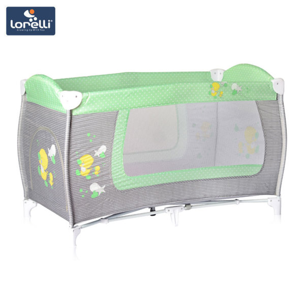 Lorelli - Кошара DANNY 1 Ниво Grey&Green DUCKS 10080351818