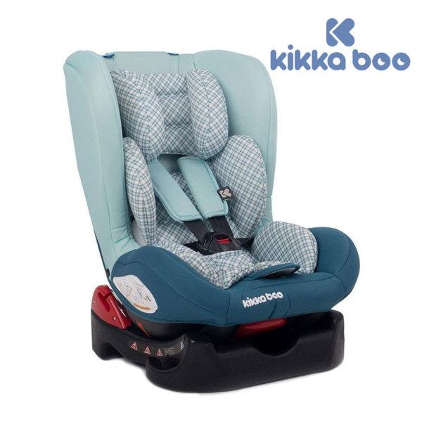 Kikka Boo - Стол за кола от 0 до 18 кг Vintage Mediteraneo Light Blue 31002030011