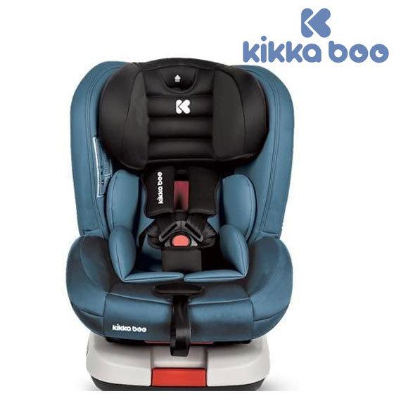 Kikka Boo - Стол за кола 0-36кг Strong с Isofix  Blue 31002070003