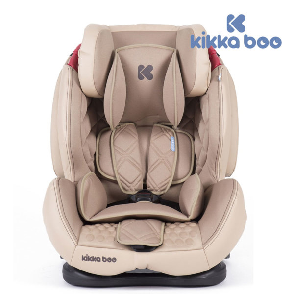 Kikka Boo - Стол за кола 9-25кг Major с Isofix Beige 31002080028