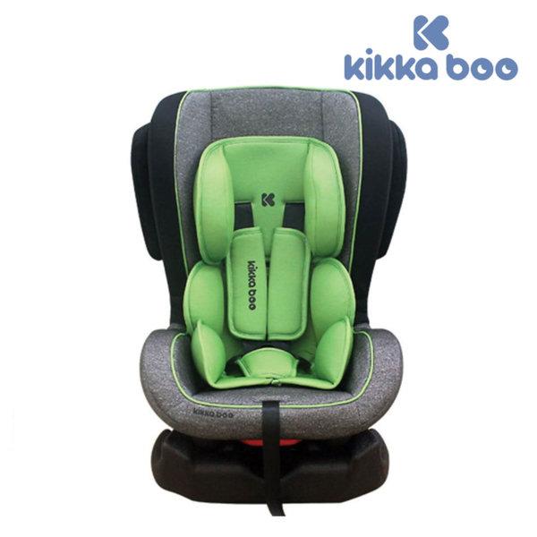 Kikka Boo - Стол за кола от 0 до 18 кг Sport Green 31002030015
