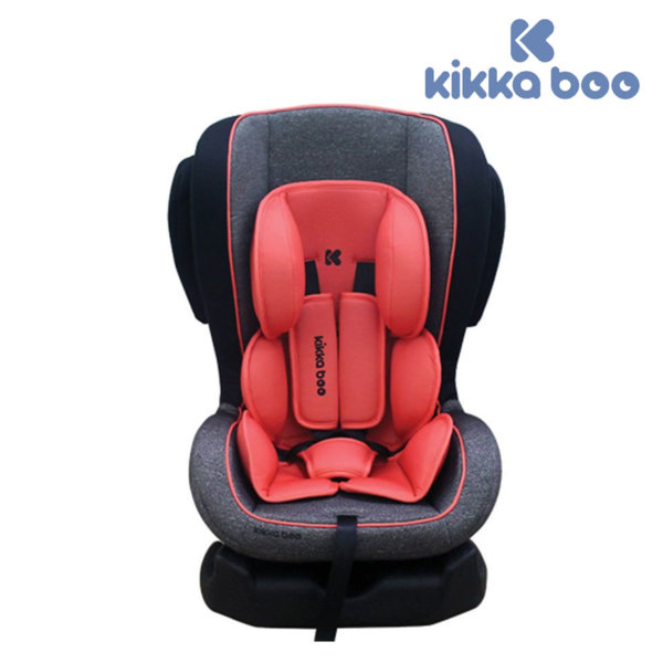 Kikka Boo - Стол за кола от 0 до 18 кг Sport Coral 31002030017