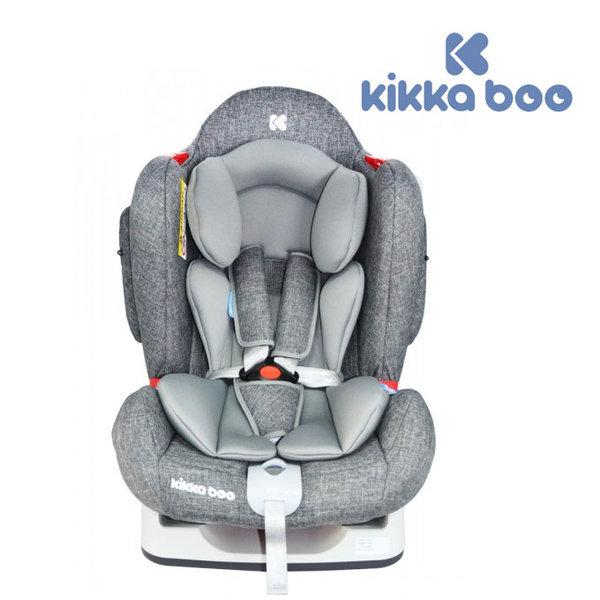 Kikka Boo - Стол за кола от 0 до 25 кг O'Right със SPS Gray 31002060008