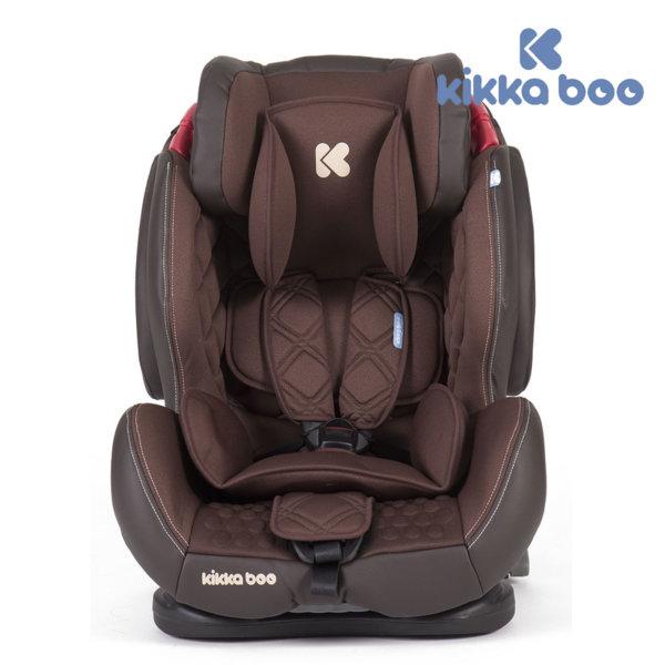 Kikka Boo - Стол за кола 9-25кг Major с Isofix Brown 31002080030