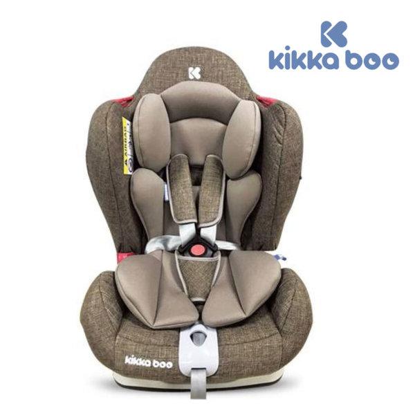 Kikka Boo - Стол за кола от 0 до 25 кг O'Right със SPS Beige 31002060010