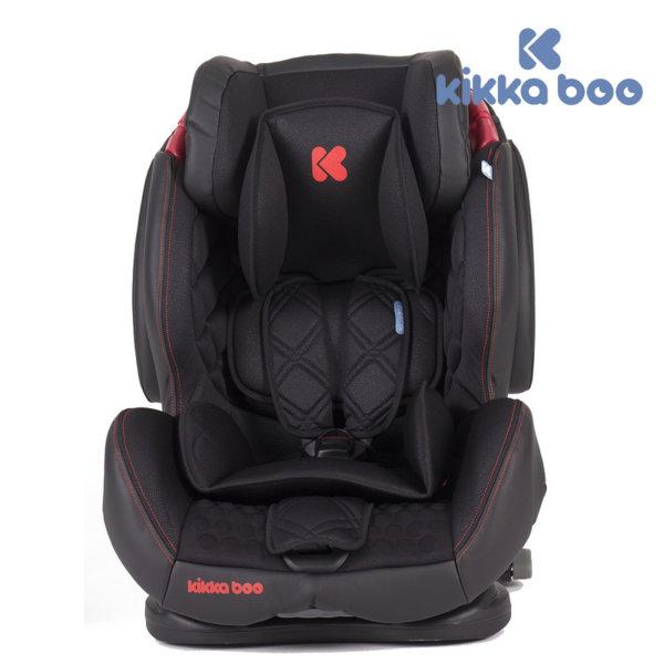 Kikka Boo - Стол за кола 9-25кг Major с Isofix Black 31002080031