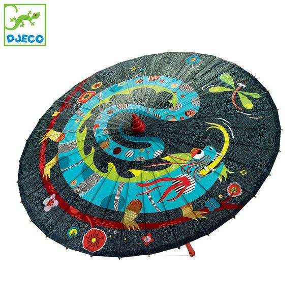 Djeco - Детски чадър Дракон DD04802