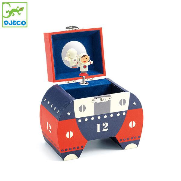Djeco - Музикална кутия Polo 12 dj06606