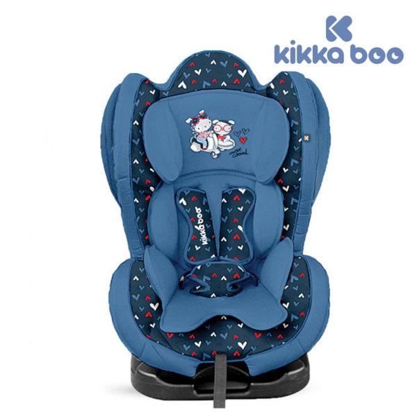 Kikka Boo - Стол за кола от 0 до 25 кг Bon Voyage със SPS Love Rome 31002060007