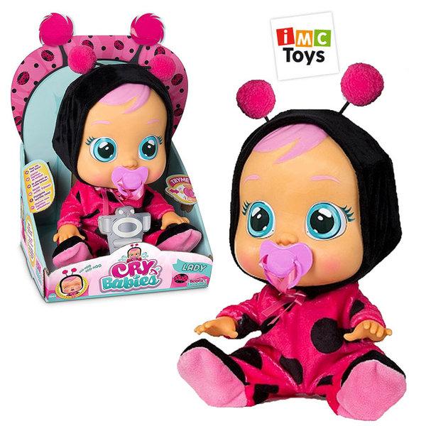 IMC Toys - Плачеща кукла Crybabies Lady 96295