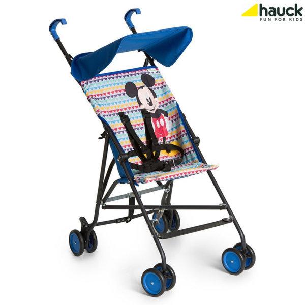 Disney Hauck - Лятна количка Sun Plus Disney Mickey Geo Blue 113752