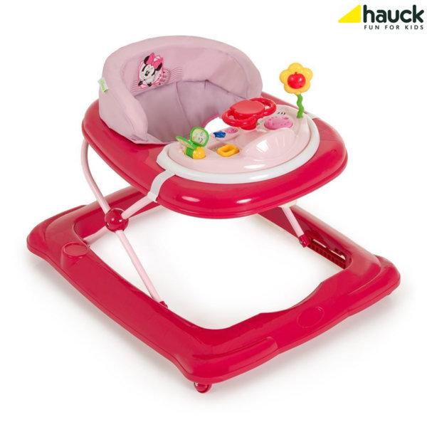 Disney Hauck - Проходилка със забавен панел Player Minnie Mouse Pink 642078