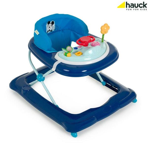 Disney Hauck - Проходилка със забавен панел Player Mickey Mouse Blue 642061