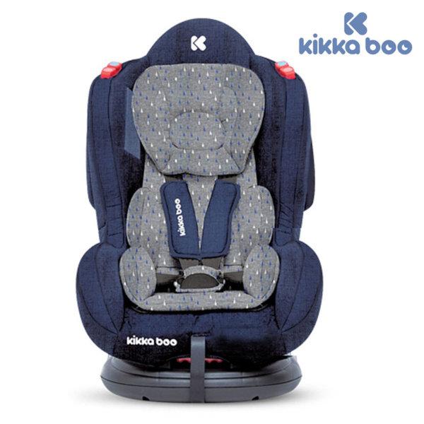 Kikka Boo - Стол за кола от 0 до 25 кг Hood Dark blue 31002060015