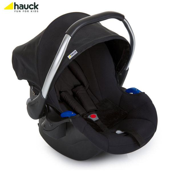 Hauck - Cтoлче за кола Comfort Fix Black (0-13кг) 614105