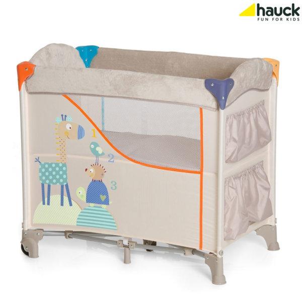 Hauck - Бебешка кошара Sleep'n Care Animals 608135