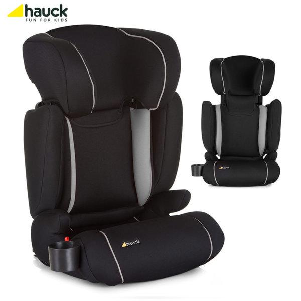 Hauck - Cтoл зa кола Bodyguard Pro с Isofix Black/Grey (15-36кг) 610367