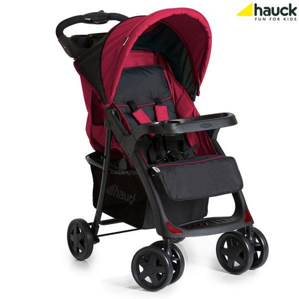 Hauck - Лятна количка Shopper Neo II Caviar Tango 149096