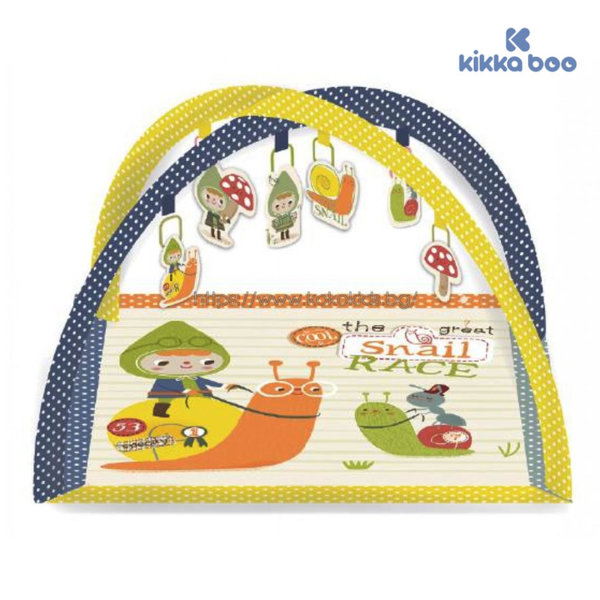 Kikka Boo - Активна гимнастика Snail Race 31201010014