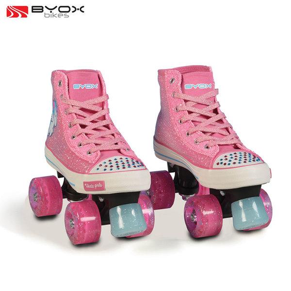 Byox Bikes - Детски ролкови кънки Alicorn L (36-37) 106322