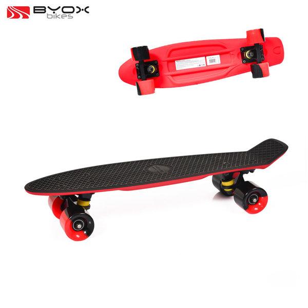 Byox Bikes - Скейтборд 2Color 22'' черен 104057