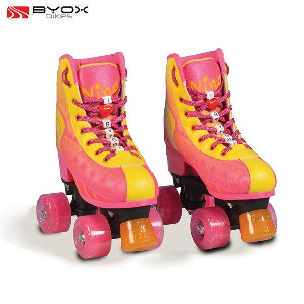 Byox Bikes - Детски ролкови кънки Nina 2 (35-38) 106336