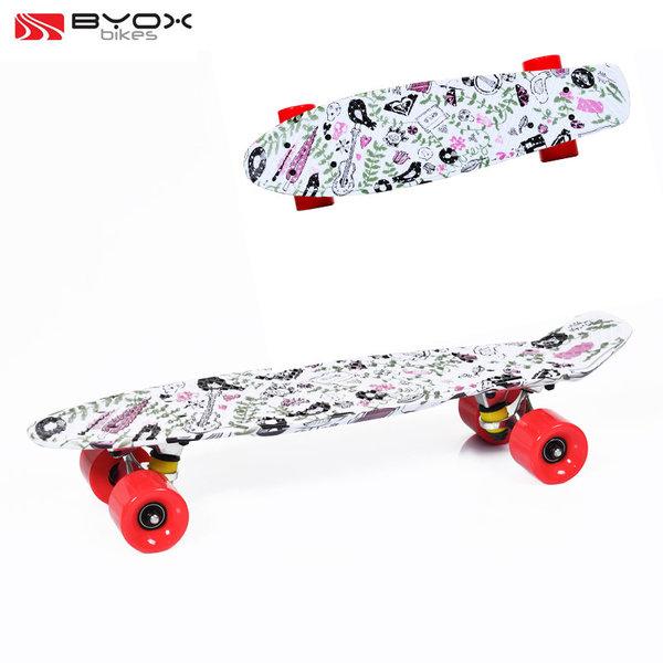 """Byox Bikes - Скейтборд Roxy 22"""" 104068"""