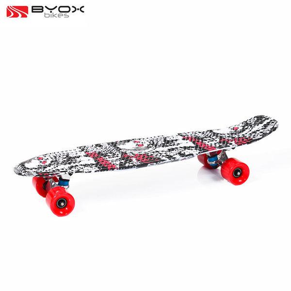 "Byox Bikes - Скейтборд Skull 27"" 104067"