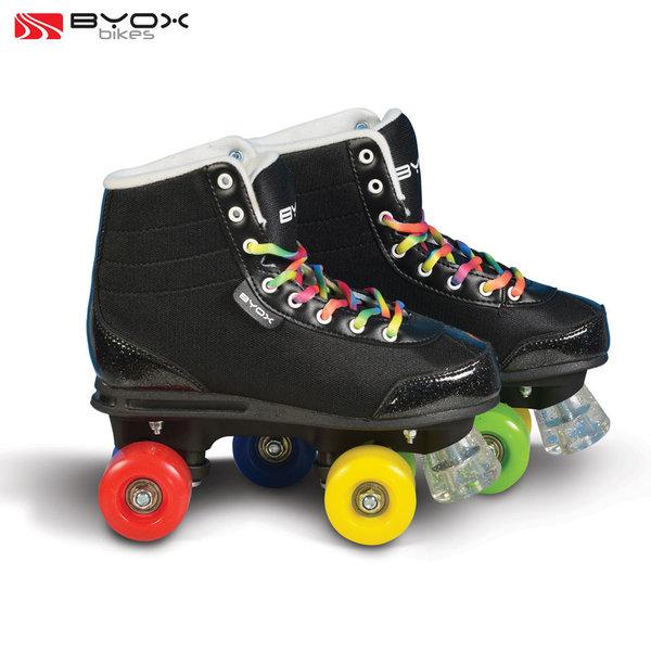 Byox Bikes - Детски ролкови кънки Rainbow XS (30-31) 106341