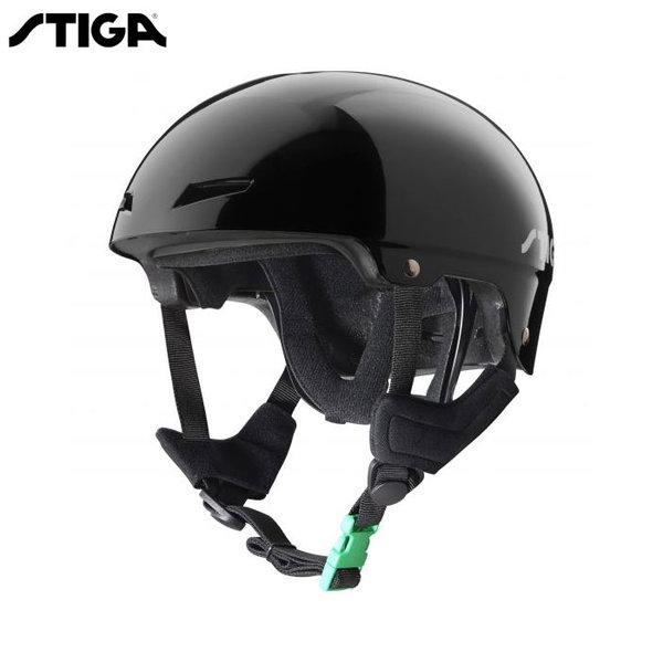 Stiga - Предпазна каска PLAY черна 5041-05