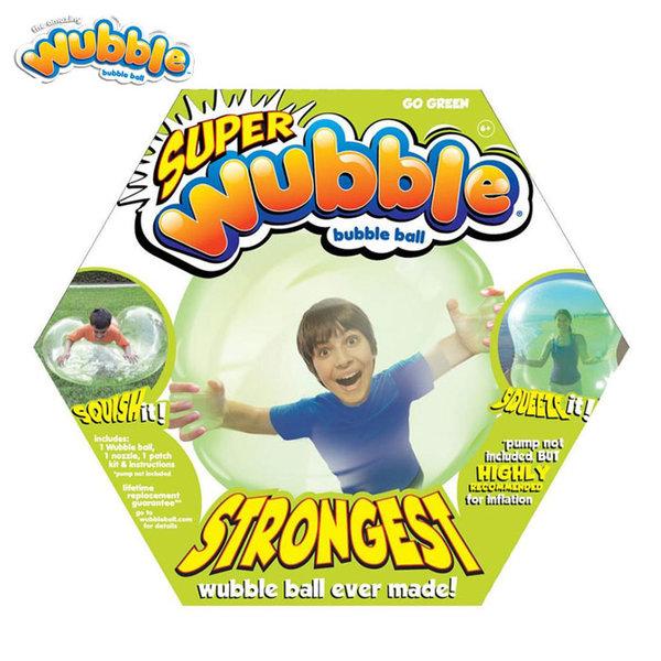 Wubble Bubble - Топка балон Уъбъл Бъбъл Експандиум зелен 80910